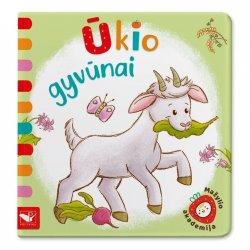 """Mažylio akademijos knygelė """"Ūkio gyvūnai"""""""