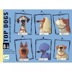 """Kortų žaidimas """"Top Dog"""""""