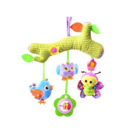 """Interaktyvus minkštas žaisliukas """"Mielieji draugai"""""""