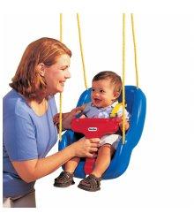 """2in1 vaikiškos sodo sūpynės nuo 9 mėnesių """"Deep Swing"""""""
