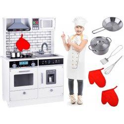 Moderni medinė virtuvėlė