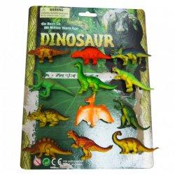 Mini dinozaurų figūrėlių rinkinys / 12 vnt.