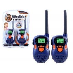 """Mėlynos trumpųjų bangų racijos """"Walkie talkie"""" (20 m)"""