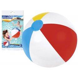 Dryžuotas pripučiamas paplūdimio kamuolys