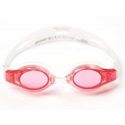 Raudoni vaikiški nardymo akiniai