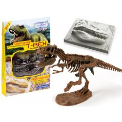 "Kūrybinis rinkinys ""Dinozauras T-Rex"""