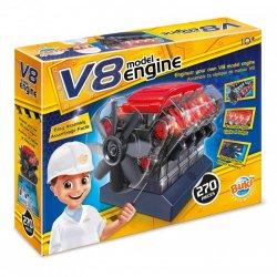 """Kūrybinis konstruktorius """"Veikiantis V8 variklis"""""""