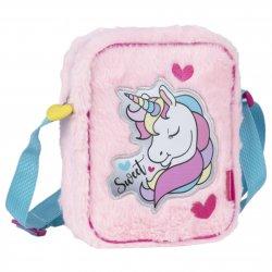 Švelnus rožinis rankinukas - Pony