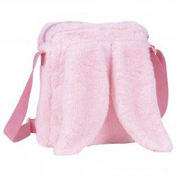 Rožinis rankinukas - zuikio ausytės