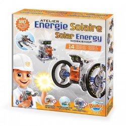 """Inžinerinis konstruktorius """"Saulės energijos robotas"""""""