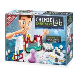"""Mokslininko rinkinys """"Chemijos laboratorija"""" su 200 eksperimentų"""