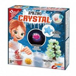 """12 Eksperimentų rinkinys """"Nuostabieji kristalai"""""""