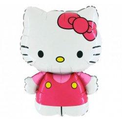 "Folinis balionas - ""Hello kitty"" / 53 cm"