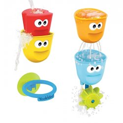 """Yookidoo vonios žaislas """"Linksmieji puodeliai"""""""