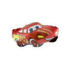 Raudonas folinis balionas - Cars / 54 cm
