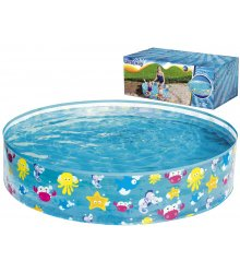 """Vaikiškas sodo baseinas """"Povandeniniai gyvūnai"""""""