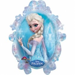 "Melsvas folinis balionas - Frozen"" / 53 cm"