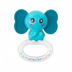 Barškutis - kramtukas drambliukas