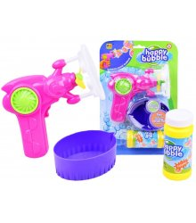 """Muilo burbulų šautuvas """"Linksmieji burbuliukai"""""""
