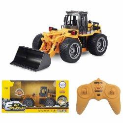 XXL dydžio buldozeris su nuotoliniu valdymu