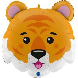 "Folinis balionas - ""Tigras"" / 71 cm"