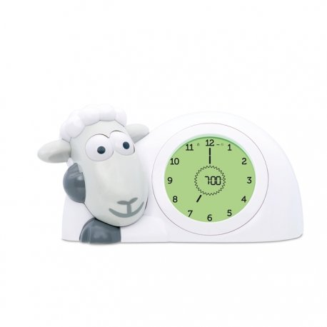 """Laikrodis su žadintuvo funkcija """"Pilkas aviukas Semas"""""""