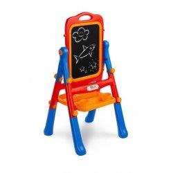 Edukacinė piešimo lenta ''Toyz'' raudonos spalvos