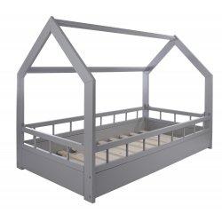 """Pilka vaikiška lovytė - """"Namelis"""""""