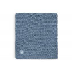 "Megzta antklodė ""Mėlynė"" 75x100cm"