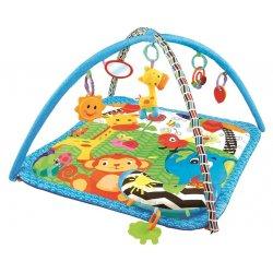 """Vaikiškas žaidimų kilimėlis - """"Zoo"""""""