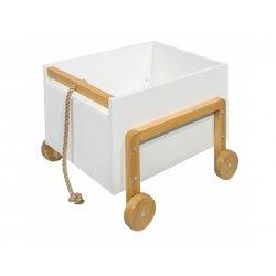 """Žaislų dėžė - vežimėlis """"Victor"""""""