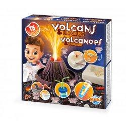 "Eksperimentai ""Vulkanai ir dinozaurai"""