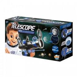 Mokslininko teleskopas su 15 veiklų