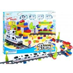 Didelis konstruktorius - traukinys