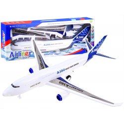 """Didžiulis lėktuvas """"A380"""""""