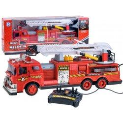 Raudona RC gaisrinė mašinėlė