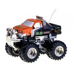 Radijo bangomis valdoma mašinėlė - džipas