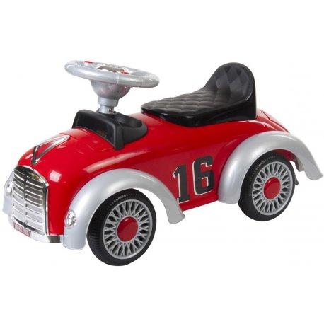Paspiriama raudona mašinėlė - Blazer