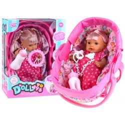 """Lėlytė su maniežu - """"Mažoji princesė"""" (su garsu)"""