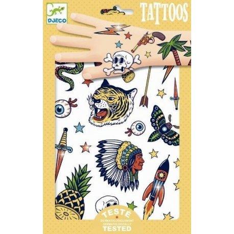 "Djeco Laikinos tatuiruotės ""Bang Bang"""