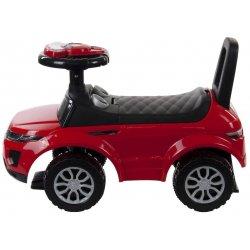 """Raudona paspiriama mašinėlė - """"Džipas"""""""