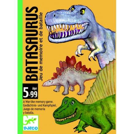 """Djeco Kortelių žaidimas """"Batasaurus"""""""