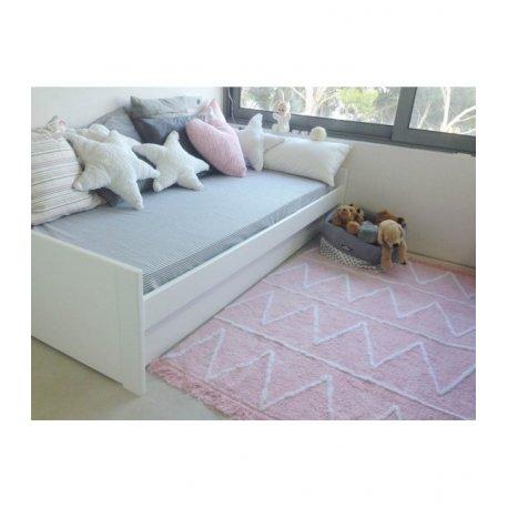 """Vaikiškas skalbiamas kilimas """"Hippy Pink"""""""