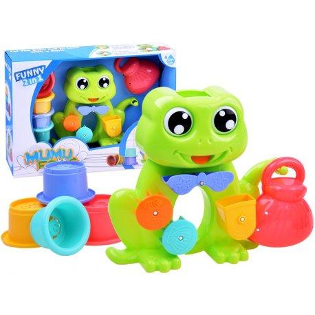 """Vonios žaislas vaikams """"Varlytė"""""""