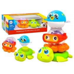 """Vonios žaisliukų rinkinys """"Fontanas"""""""