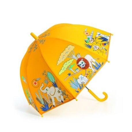 """Geltonas skėtis vaikams - """"Savanna"""""""