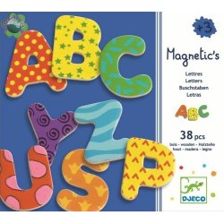 Didelės magnetinės raidės (38 rmagnetukai)
