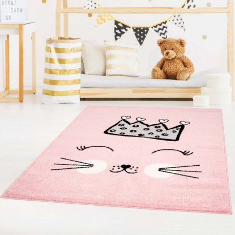 """Rožinis kilimas """"Kilimas princesė"""""""