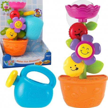 """Vandens - vonios žaislas - """"Gėlė vandens bokštas"""""""