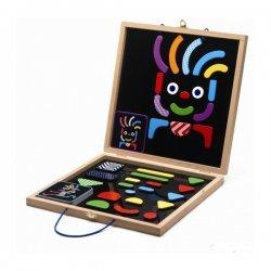 Magnetukų rinkinys vaikams su dėžute 4+